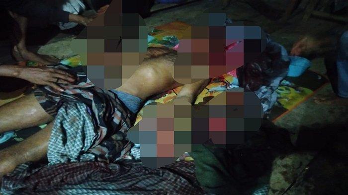 Seorang Pria di Buton Utara Tewas Dibacok, Pelaku Diduga Kesal Gegara Istrinya Sering Diganggu
