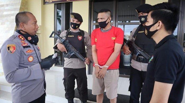 Sekuriti THM di Kendari Dibekuk Polisi Gegara Kuasai 475 Gram Sabu, Dititipi Wanita Jaringan Lapas