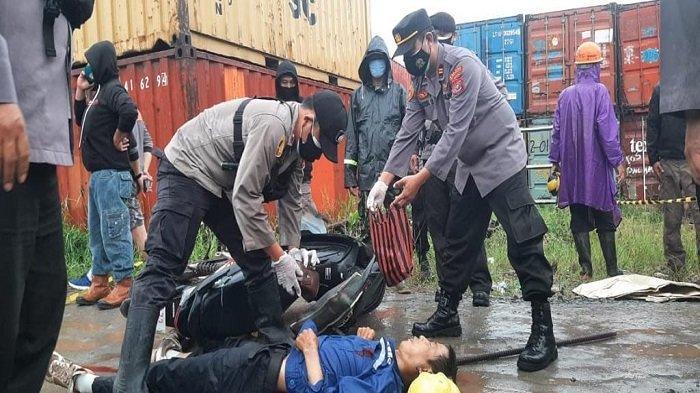Seorang TKA China di Morosi Konawe Tewas Usai Dipukul Mantan Karyawan PT OSS, Dipicu Sakit Hati