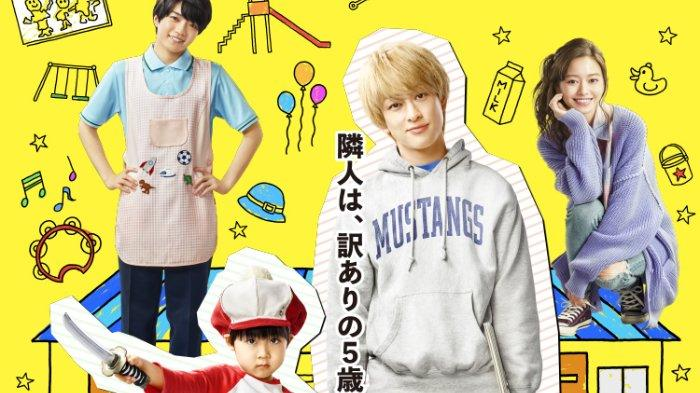 Sinopsis Serial Jepang Kotaro Lives Alone: Kisah Mangaka dan Anak Kecil yang Hidup Seorang Diri