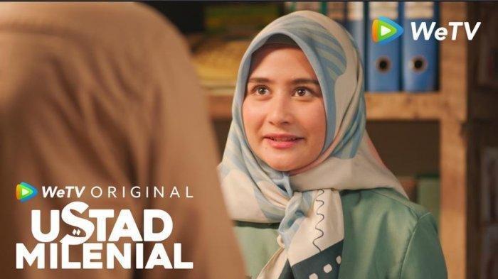 Sinopsis Serial WeTV Ustad Milenial: Dibintangi Arbani Yasiz dan Prilly Latuconsina
