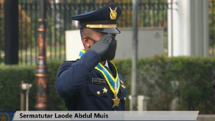 Sermatatur Laode Abdul Muis