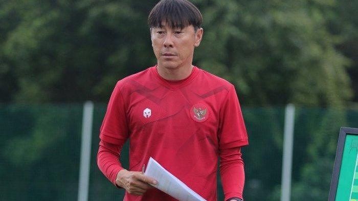 Tak Menang Lawan Taiwan, Shin Tae-yong Pelatih Timnas Indonesia Siap-siap Dipecat