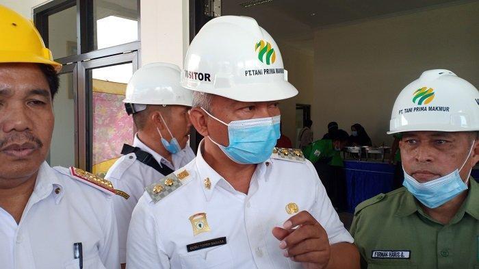 Wabup Konawe Sidak ke Perusahaan Sawit, Sebut PT TPM Beri Lapangan Kerja, Bicara Dana Hibah dan CSR