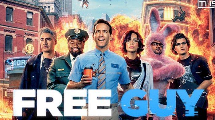 Sinopsis Film Free Guy, Aksi Ryan Reynolds Selamatkan Dunianya dalam Game Free City