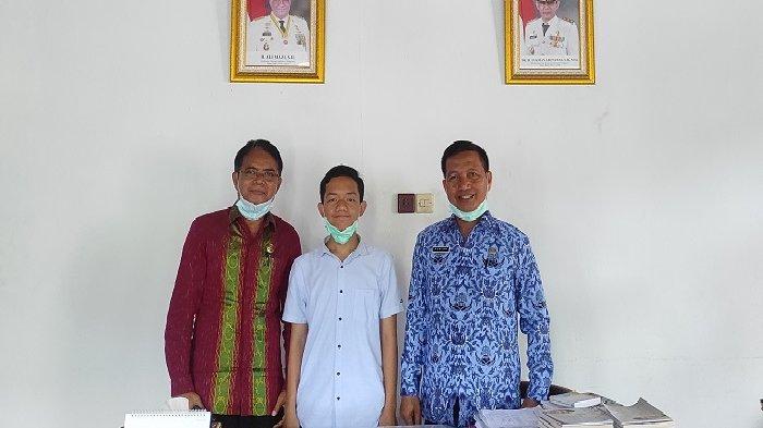 Muhammad Alfath, Siswa SMA Negeri 1 Kendari Wakili Sulawesi Tenggara Lomba Debat Bahasa Indonesia