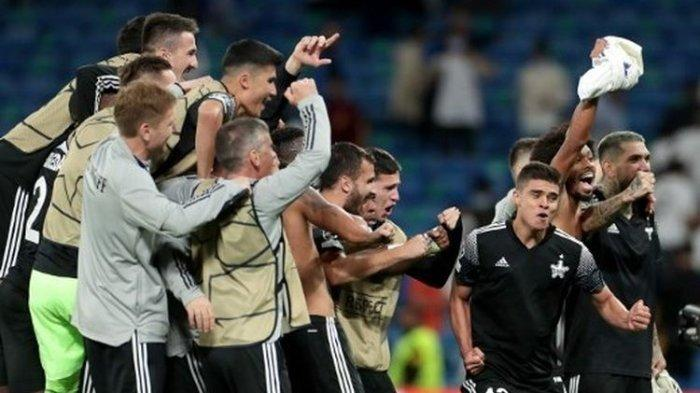 Hasil Liga Champions Tadi Malam: Real Madrid Kalah, PSG Menang Messi Cetak Gol, Liverpool Pesta Gol