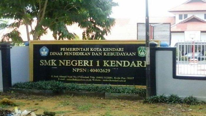 SMK Negeri 1 Kendari Jadi Lokasi Tes CPNS dan PPPK Sulawesi Tenggara 2021, Koltim Konkep, Konut