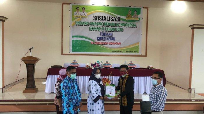 Sosialisasi UU Cipta Kerja dari Konawe Utara ke Wakatobi, Ini Harapan Pemprov Sulawesi Tenggara