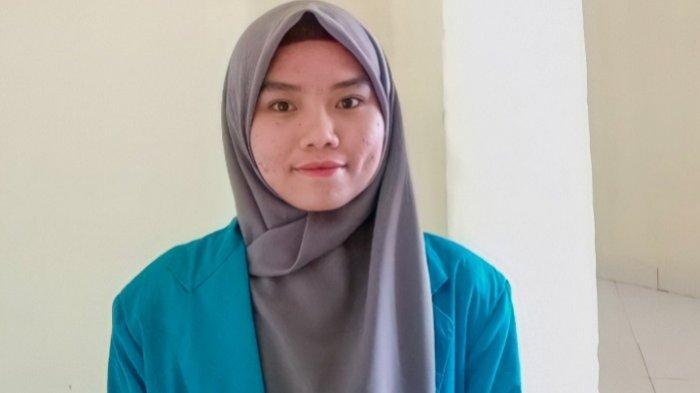 Sosok Yupita Tri Rizki Mahasiswi IAIN Kendari, Raih Medali Emas Lomba Musabaqah Hifzhil Quran 10 Juz