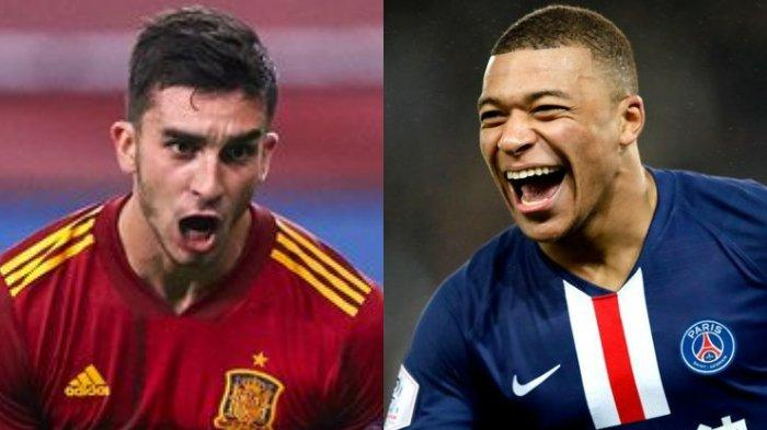 Prediksi Skor Spanyol vs Prancis Final UEFA Nations League, Duel Torres Mbappe, Link Live Streaming