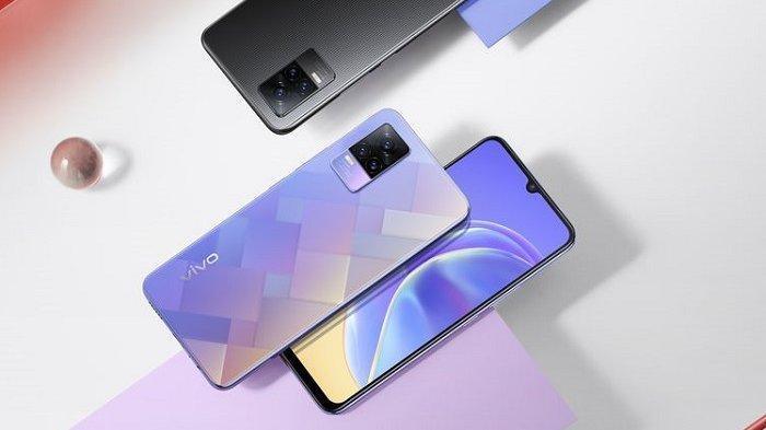 Spesifikasi dan Harga Vivo V21, Ponsel Pintar Terbaru Vivo Series V yang Resmi Dijual di Indonesia