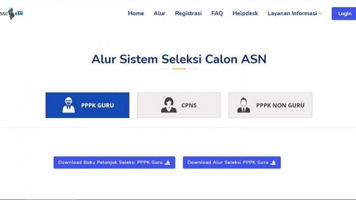 RESMI Pendaftaran CPNS Kendari 2021 dan PPPK Dimulai 30 Juni, Daftar Online di sscasn.bkn.go.id
