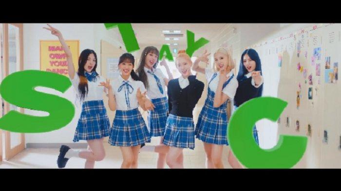 Lirik Lagu STEREOTYPE - STAYC, Single 1st Mini Album, Lengkap Terjemahan Indonesia