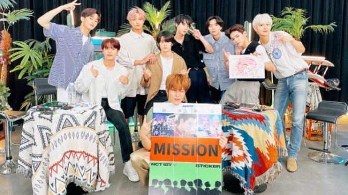 NCT 127 Bakal Rilis Album Ketiga Berjudul Sticker pada 17 September, Unggah Video Teaser di YouTube