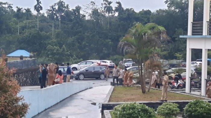 Jenazah Istri Gubernur Sultra Agista Ariany Ali Mazi Masih di RS Bahteramas, Pegawai Berdatangan