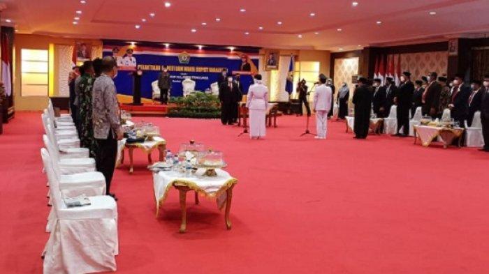 Gubernur Sultra Ali Mazi Minta Bupati dan Wakil Bupati Wakatobi Tunaikan Janji Politik