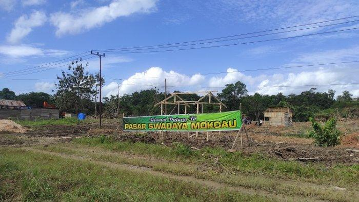 Pasar Mokoau Kendari Dibangun Tanpa Izin, Pemkot Siap Kerahkan Satpol PP hingga Anggota TNI Polri