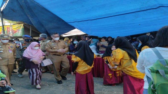 Mau Lapulu seperti Bungkutoko dan Petoaha, Dibeber Wali Kota Sulkarnain di Festival Kampung Pesisir