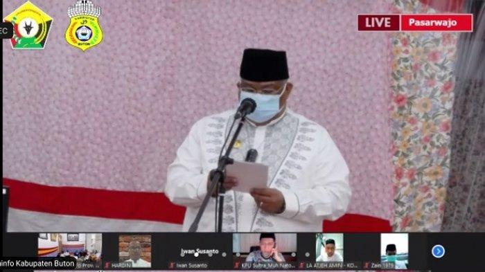 Hari ke-3, Gubernur Sultra Ali Mazi Gelar Takziah Almarhumah Ibundanya Wa Nazia Binti La Umara