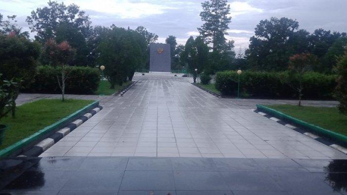 Taman Makam Pahlawan Watubangga Kendari, Ramai Dikunjungi Peziarah saat Hari Libur Nasional
