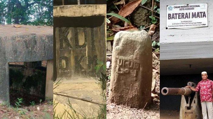 9 Tempat Bersejarah di Kota Kendari, Situs Peninggalan Jepang dan Belanda, hingga Makam Pulau Pandan