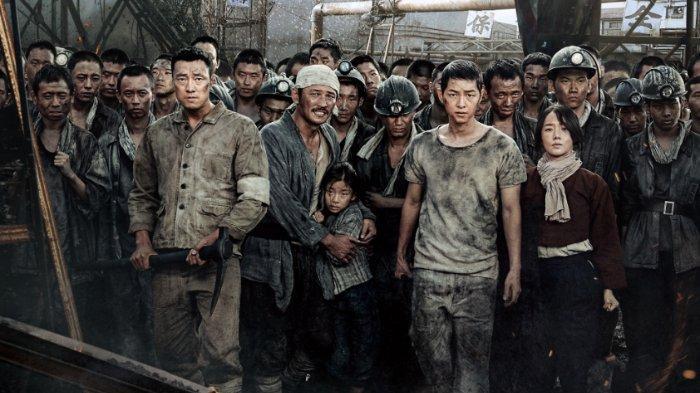 Sinopsis Film Korea The Battleship Island: Kisah Song Joong Ki Membebaskan Diri dari Penjajah