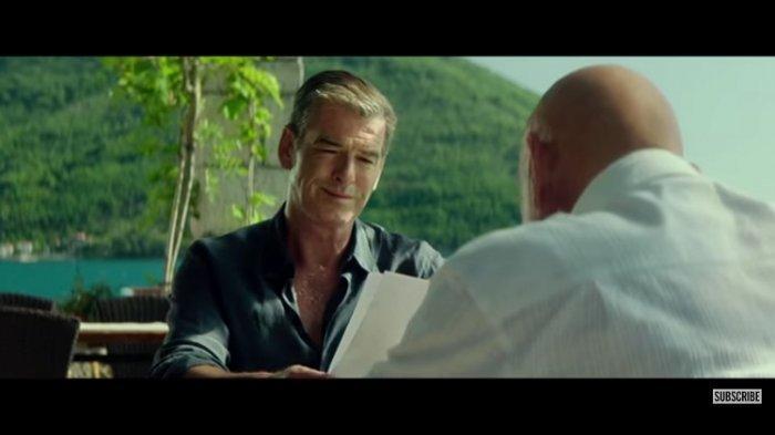 Sinopsis Film The November Man, Saksikan Aksi Pierce Brosnan di Trans TV Malam Ini