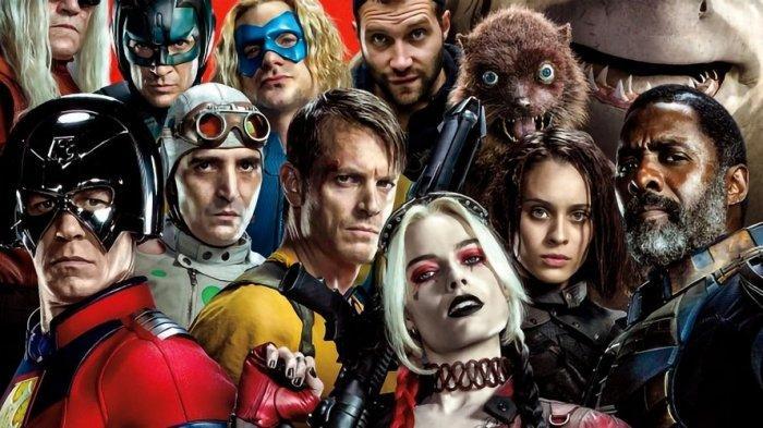 Sinopsis Film Suicide Squad 2, Aksi Tim Harley Quinn dan Bloodsport Musnahkan Misi Bintang Laut