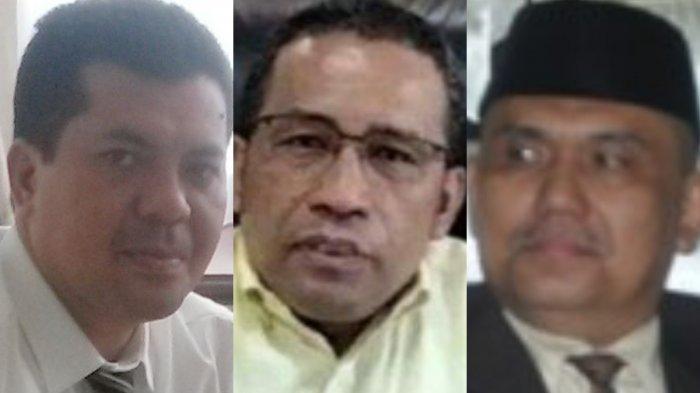BREAKING NEWS: Pemilihan Rektor UHO 2021 Digelar Siang Ini, Prof Zamrun, Prof Buyung, Dr Jamhir