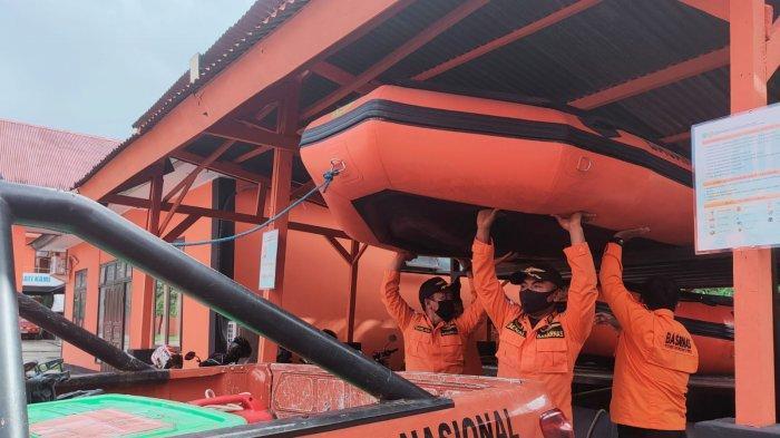 BREAKING NEWS Tabrakan Kapal di Selat Tobea Konawe Selatan, 1 Warga Muna Hilang di Perairan Polewali