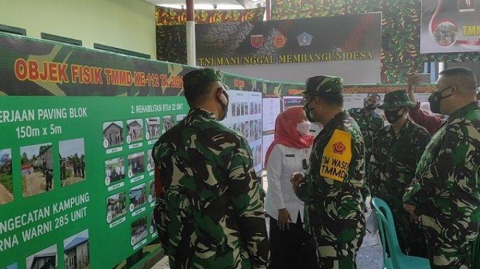 TMMD Kodim 1417/Kendari 90 Persen, Wasev Mabes TNI-AD: Jangan Sampai Dibangun Tapi Tak Bermanfaat