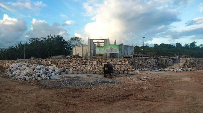 Pembangunan Tugu Religi Simpang Lima Labungkari Buteng Telan Dana Rp10 Miliar, Hubungkan 5 Kecamatan