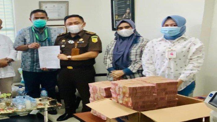PT PMS Titip Rp1,555 Miliar Dana Tambang di Kejati Sultra, PT Akar Mas Berutang Rp4,3 Miliar