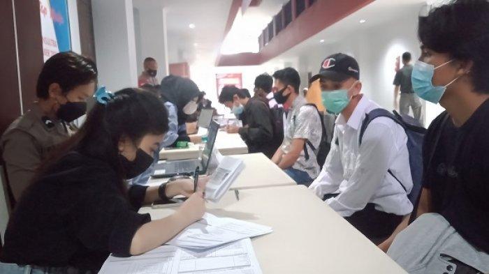 400 Mahasiswa Ikut Vaksinasi Covid-19 di Universitas Sulawesi Tenggara, Percepatan Kuliah Tatap Muka