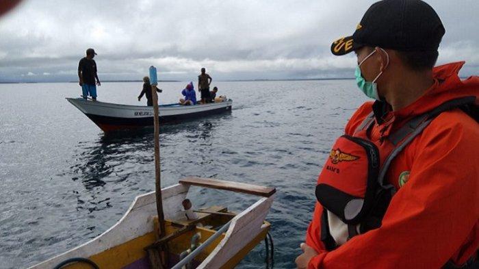 Update Pencarian Hari Ketiga Warga Muna yang Hilang Usai Ditabrak Kapal Tongkang Belum Ditemukan