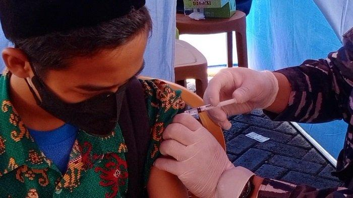 Vaksinasi Covid-19 Serentak Digelar Alumni Akabri 89, Diikuti Pelajar, Ormas, Target 10 Ribu Dosis