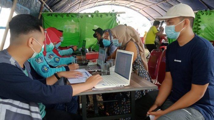 Kerukunan Keluarga Sulawesi Selatan di Kendari Gelar Vaksinasi Massal, 250 Vaksin Disalurkan