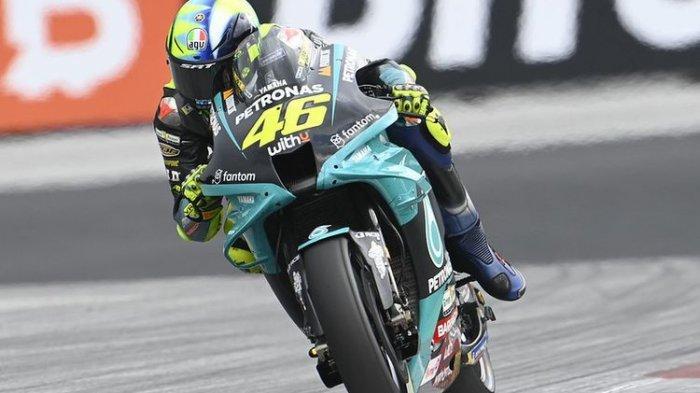 Jadwal Tayang MotoGP Emilia Romagna 2021, 10 Ribu Warna Kuning di Misano Untuk Valentino Rossi