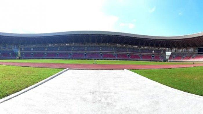 Intip Kemegahan Venue PON Papua 2021, Stadion Lukas Enembe, GOR Cenderawasih, Akan Ditinjau Presiden