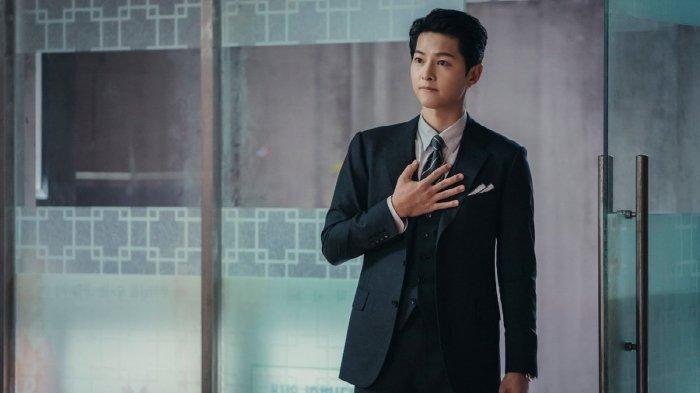 Penampilan Song Joong Ki di drama Vincenzo