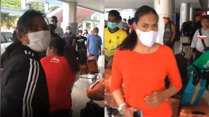 VIRAL Atlet Peraih Emas PON Papua 2021 Telantar di Bandara Pattimura, Tak Dijemput Pemda Maluku