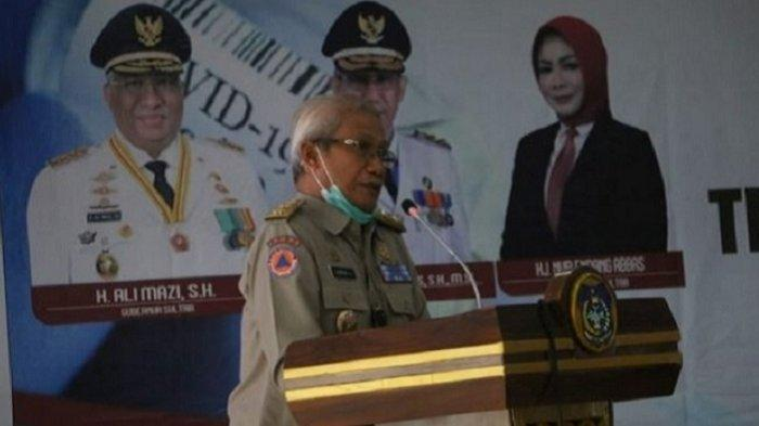 Wakil Gubernur Sulawesi Tenggara Pantau Penanganan Covid-19 di Kabupaten Kolaka, Koltim dan Kolut