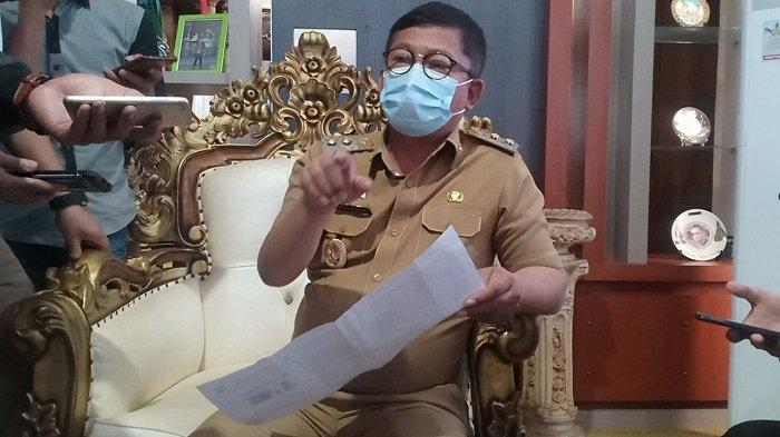Wakil Bupati Gusli Topan Sebut Wilayah Konawe Diserobot Konawe Utara, Kolaka Utara dan Morowali