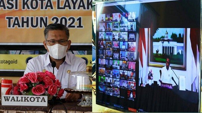 Termasuk Wali Kota Kendari, Presiden Ingatkan Kepala Daerah soal Ketersediaan Ruang Isolasi Covid-19