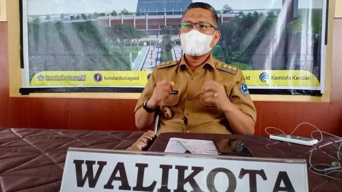 Wali Kota Kendari Wajibkan Peserta, Panitia, Delegasi Munas Kadin 2021 Jalani 3 Kali Rapid Antigen