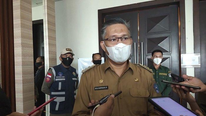 Sempat Berhenti Akibat Pandemi Covid-19, Wali Kota Kendari Gelar Safari Ramadan16 April - 4 Mei 2021
