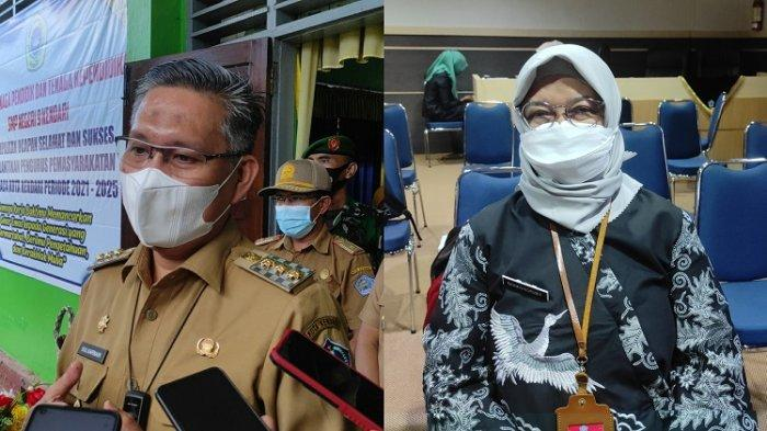 Wali Kota Kendari Sebut Syarat Level 1 Minimum 60 Persen, Ajak Warga Genjot Vaksinasi Covid-19