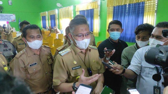 Wilayah Kota Kendari Tersisa 1 Kelurahan  Zona Orange, Pasien Covid-19 Sembuh Terus Meningkat