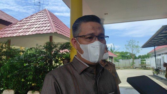 Hadiri ISCFE 2021 dan Rakernis APEKSI di Yogyakarta, Wali Kota Kendari Bertemu Gibran Rakabuming